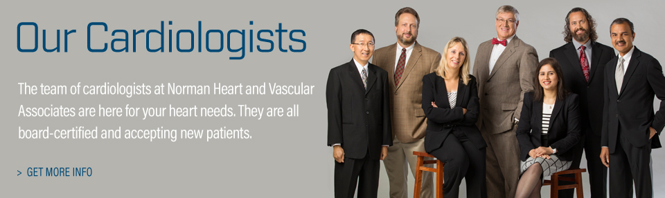 Meet Our Cardiologists